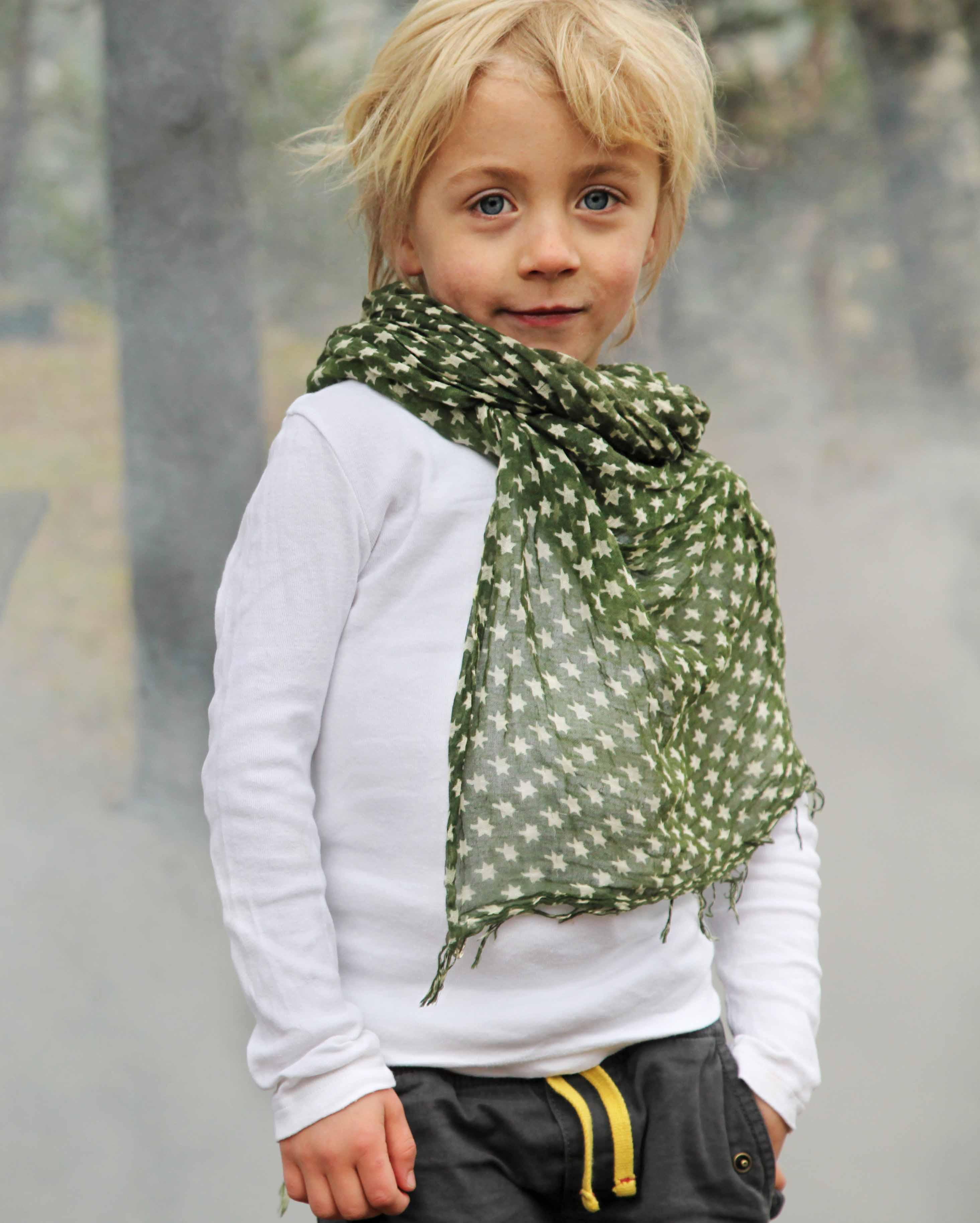 Kind Foto Nebel Junge