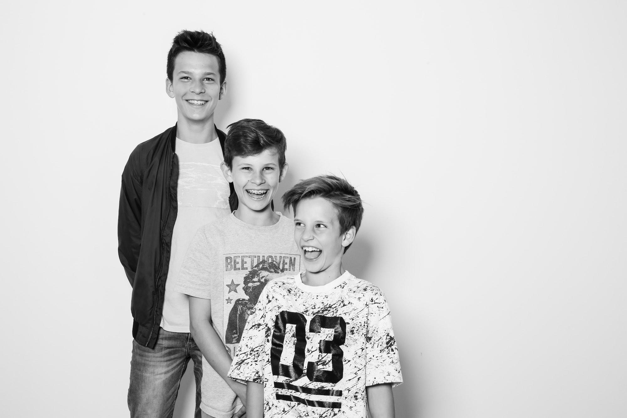 Familienfoto München