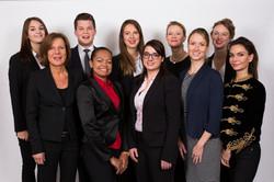 Corporate Fotos München Gruppenbild