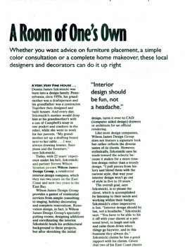 2001 The Monthly article