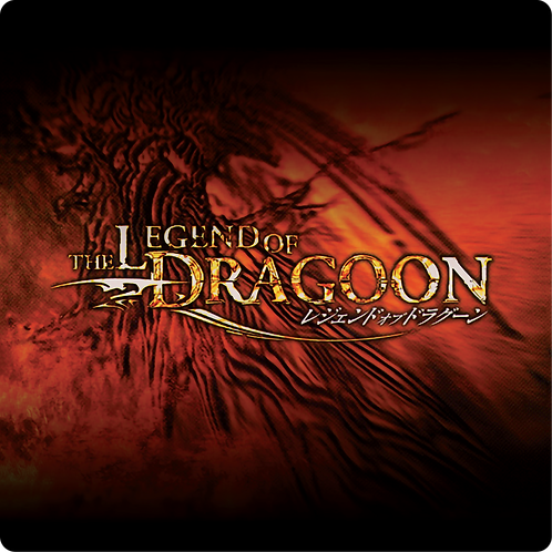 Legend of Dragoon Boxset
