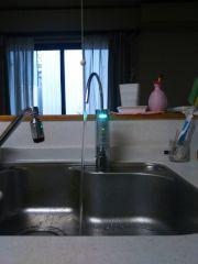 還元水素水 クリナップ 浄水器取替