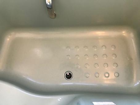 浴槽 排水部共栓交換