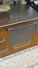 食洗機 リフォーム