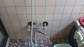 水栓金具取付