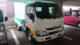 大仙 トラック 新車 納車