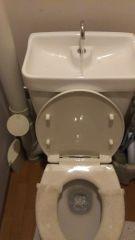トイレ 水漏れ ボールタップ
