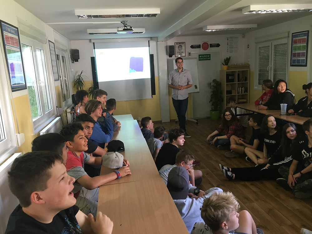 Welcome lesson about Poland