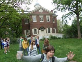 Trip to Kimberton Waldorf School May 2014