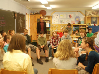 Integration week with Kimberton Waldorf School