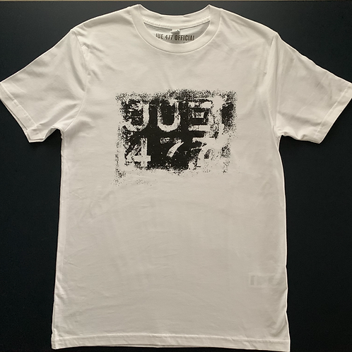JUE 477 Patina Reg'— White T-shirt