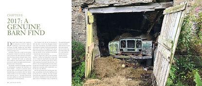 JUE477 Land Rover Restoration