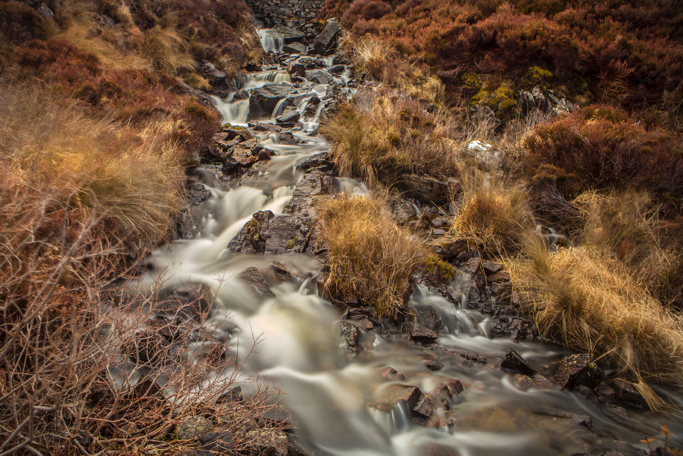Waterfall Scotland May 2016-3