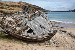 Talmine wreck Scotland May 2016-1
