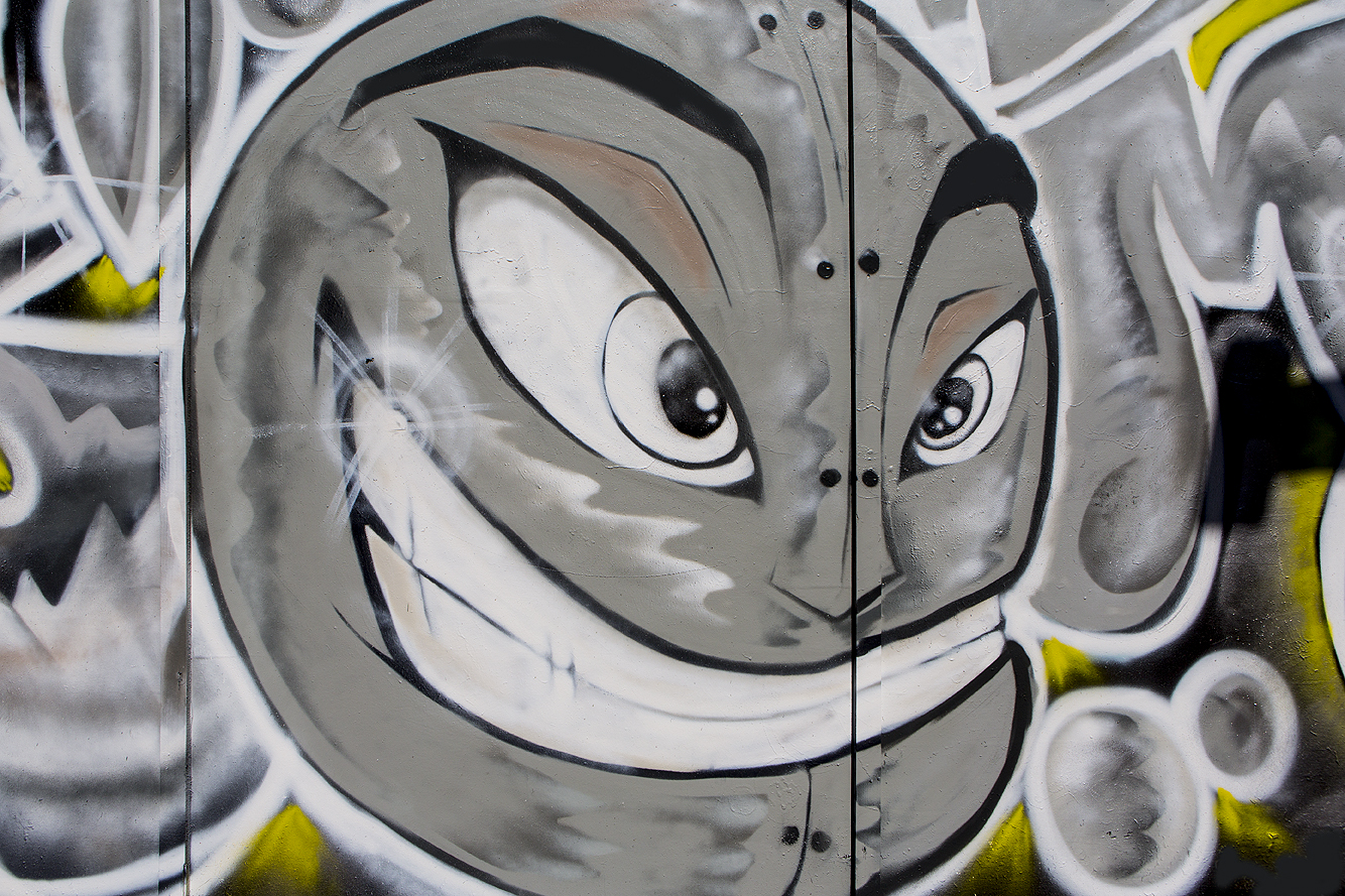 Graffiti Sept 2017-2