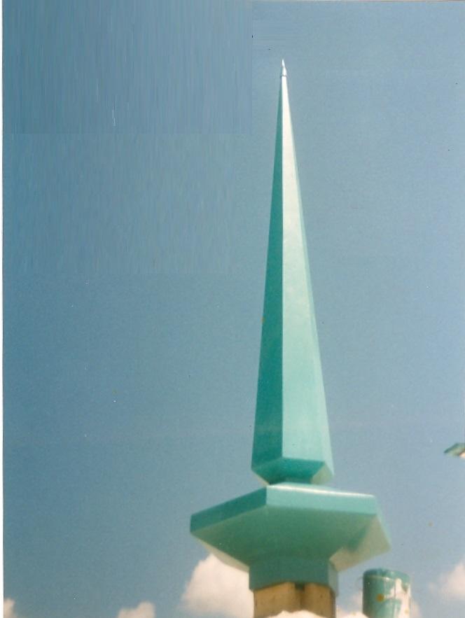 Building steeples