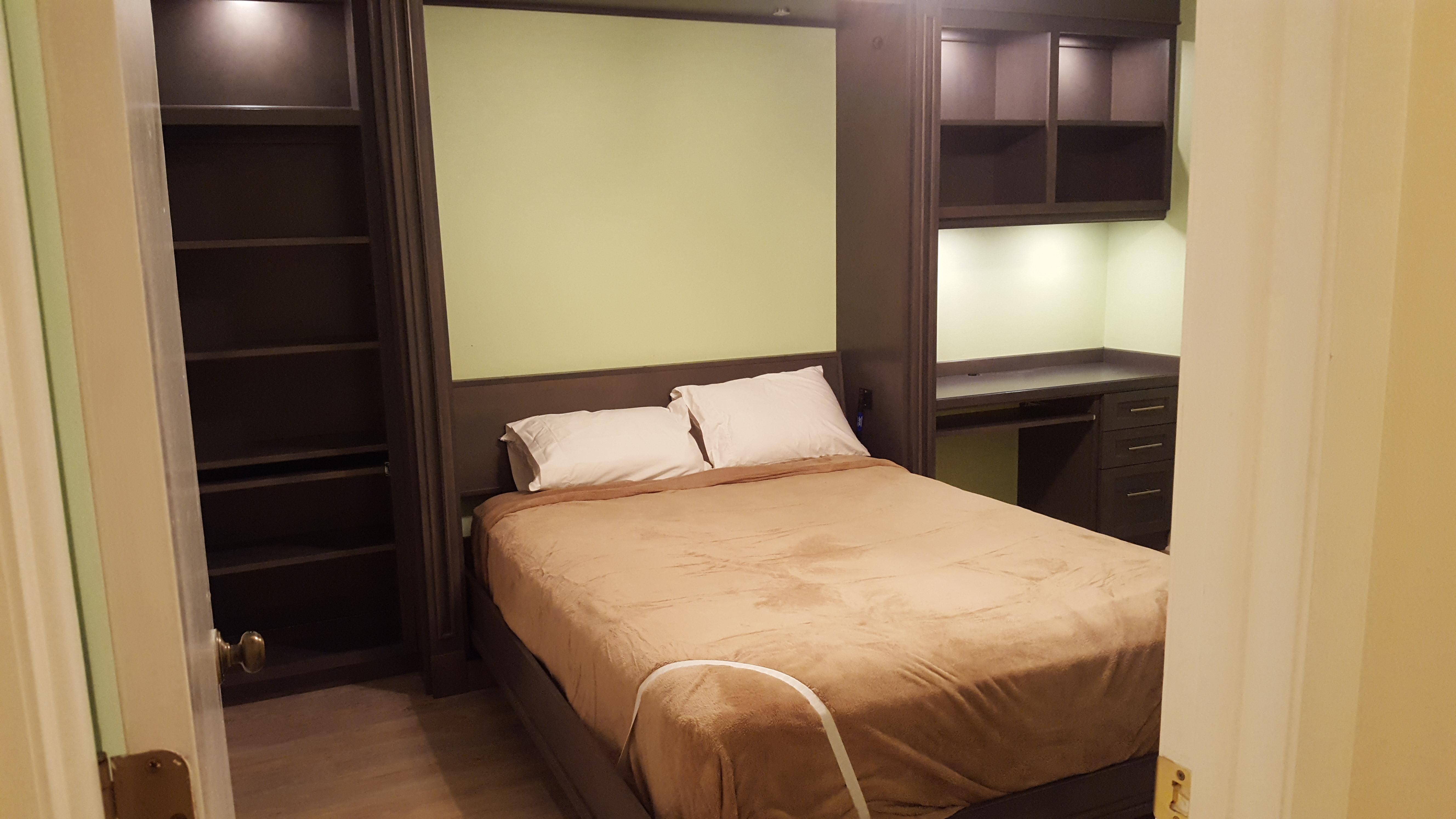 Murphy Bed Wall Units