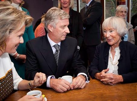 Rencontre avec Sa Majesté le Roi Philippe et le Reine Mathilde