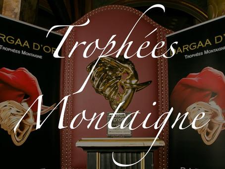 1 er Prix : Trophée Montaigne