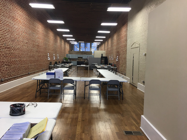 Our newly renovated Venue!