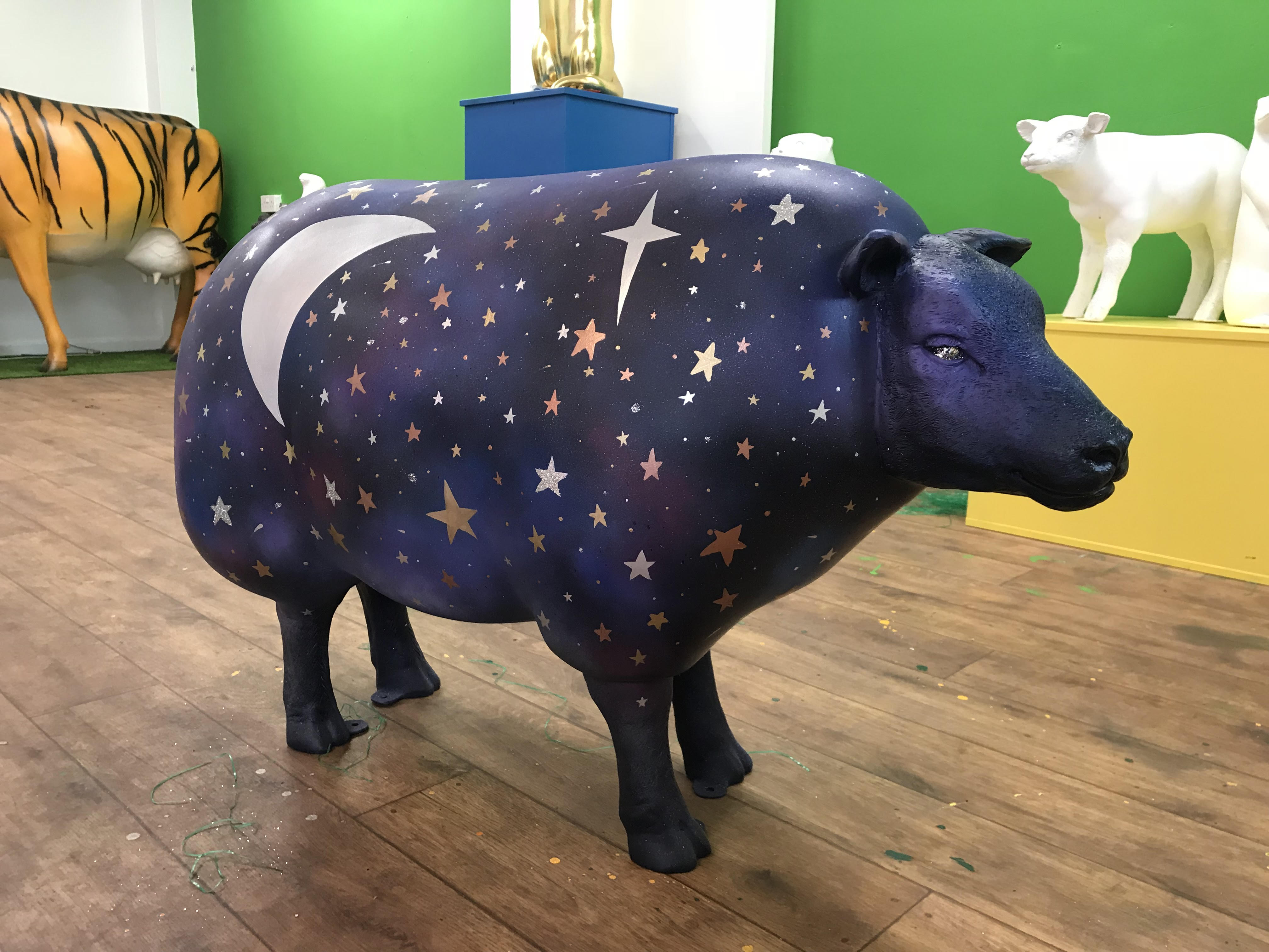 Starry Sheep