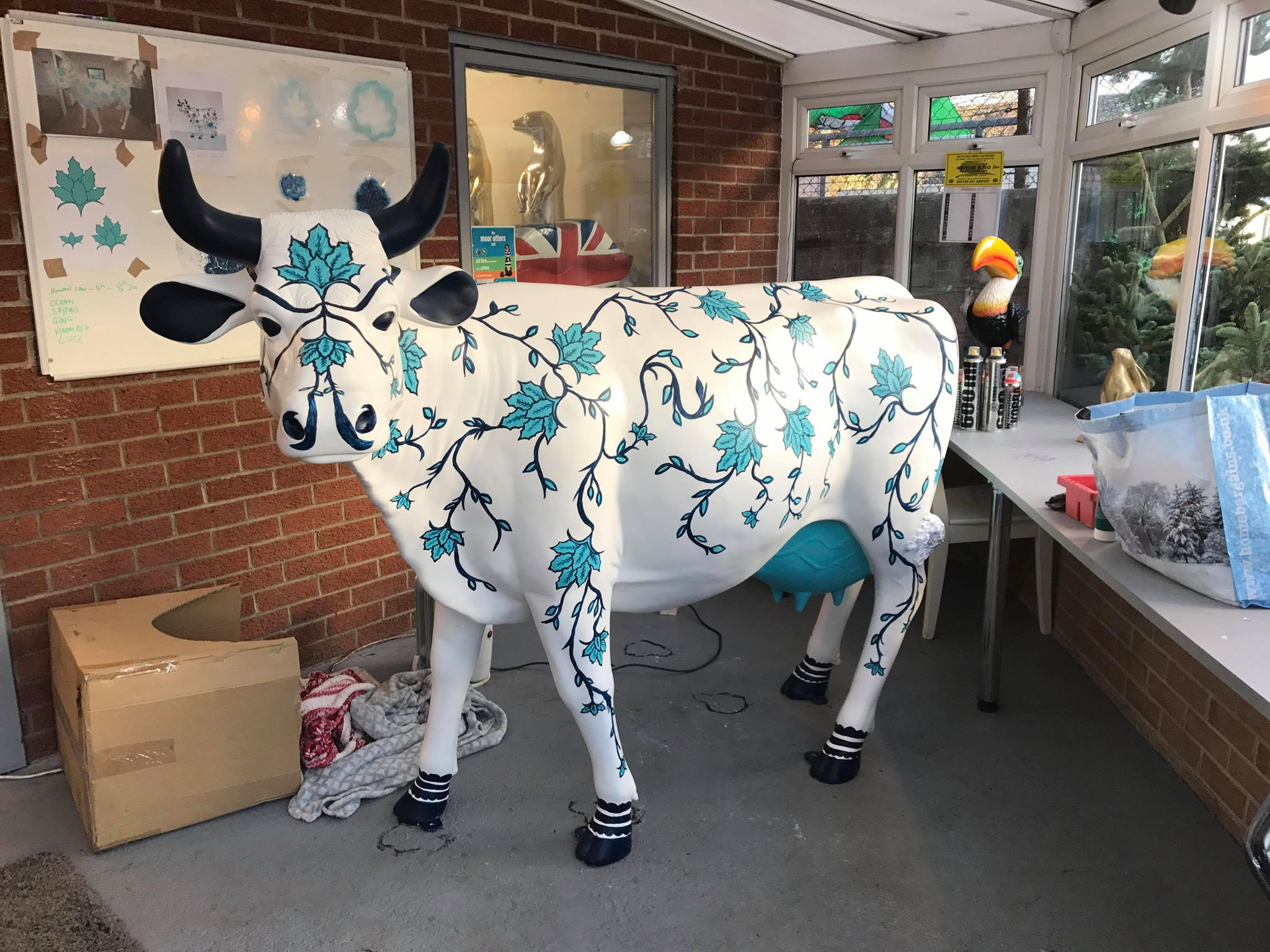 China Cow