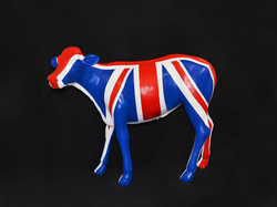 Union Jack Cow