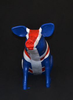 Union Jack Pig