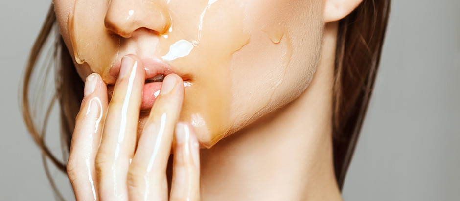 5 Foods You Can Put on Your Face