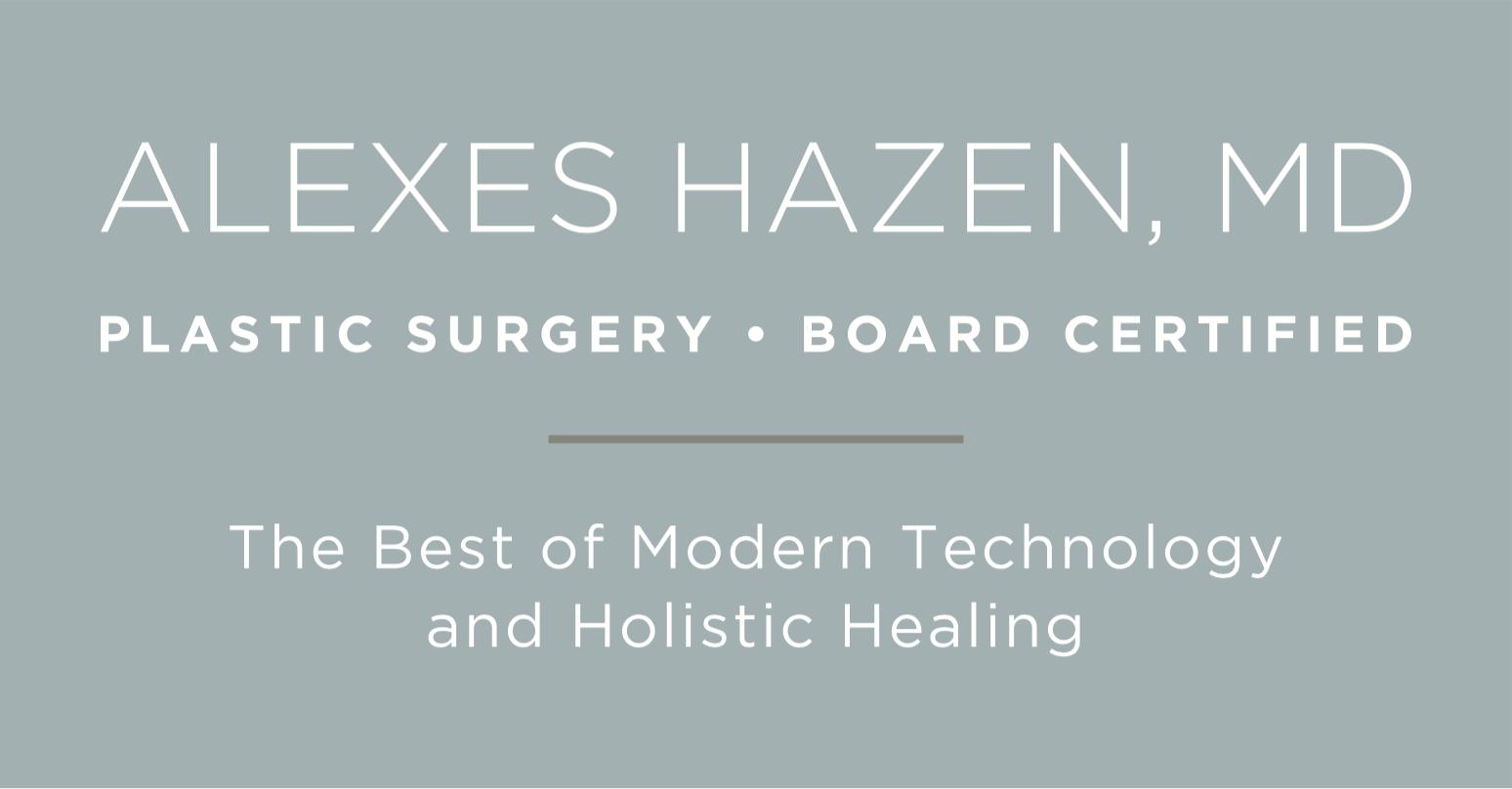 Plastic Surgeon in New York City: Alexes Hazen MD