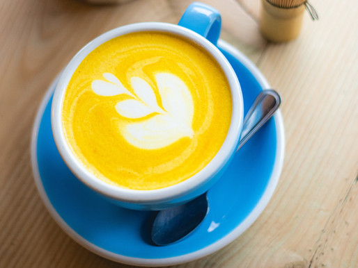 """Golden Milk"" Turmeric Latte Recipe - Immune Supporting, Anti-Inflammatory"