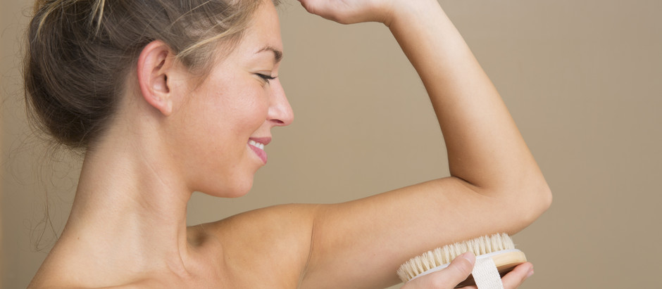 Dry Brushing - What is it Good For?