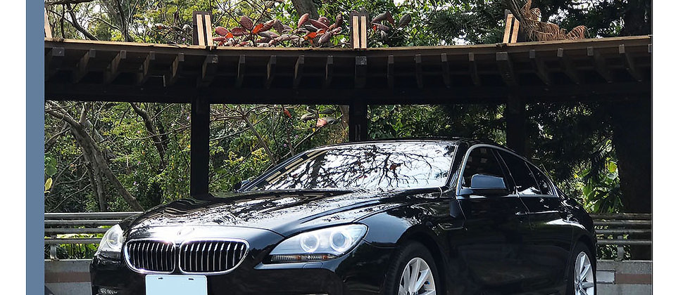 BMW F06 640i