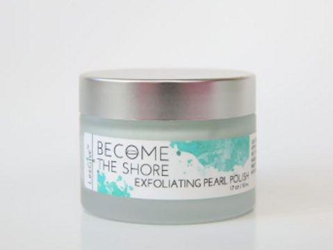 BECOME The Shore - Exfoliating Pearl Polish - 1.7oz