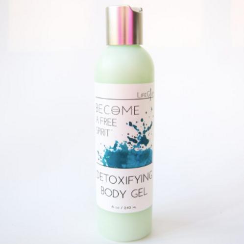 BECOME A Free Spirit - Detoxifying Body Gel