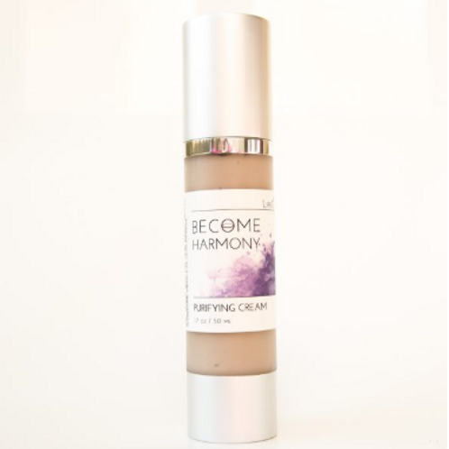 BECOME HARMONY - Purifying Cream - 1.7oz