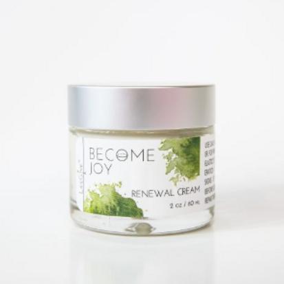 BECOME Joy - Renewal Cream - 1.7oz