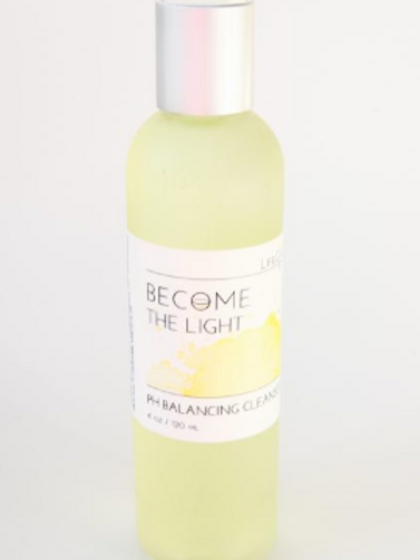 BECOME The Light - PH Balancing Cleanser - 4oz