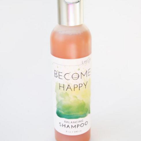 BECOME Happy - Balancing Shampoo - 8oz