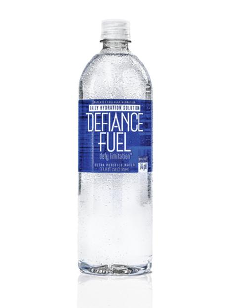 Defiance Fuel - 1 Liter Bottles