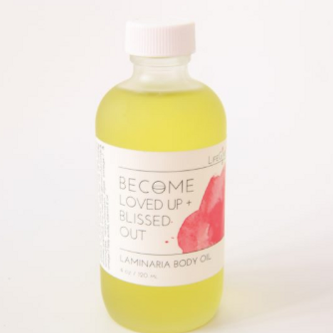BECOME Loved Up + Blissed Out - Laminaria Body Oil