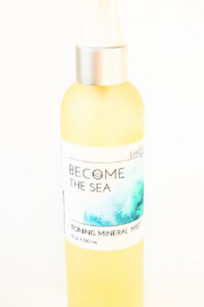 BECOME The Sea - Toning Mineral Mist - 4oz