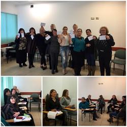 יום סדנאות למנהלניות בתי ספר- ניהול קונפליקטים, טקטיקות השפעה, אסרטיביות, תדמית והערכה עצמית.