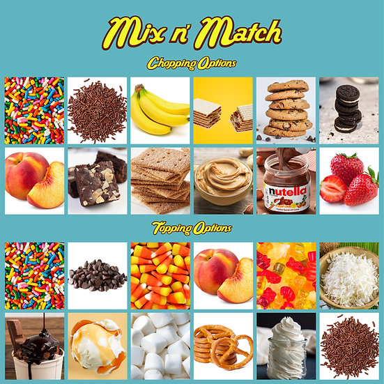 Mix n' Match
