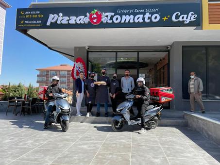 Pizza Tomato Akşehir Şubemiz Hizmetinizde!