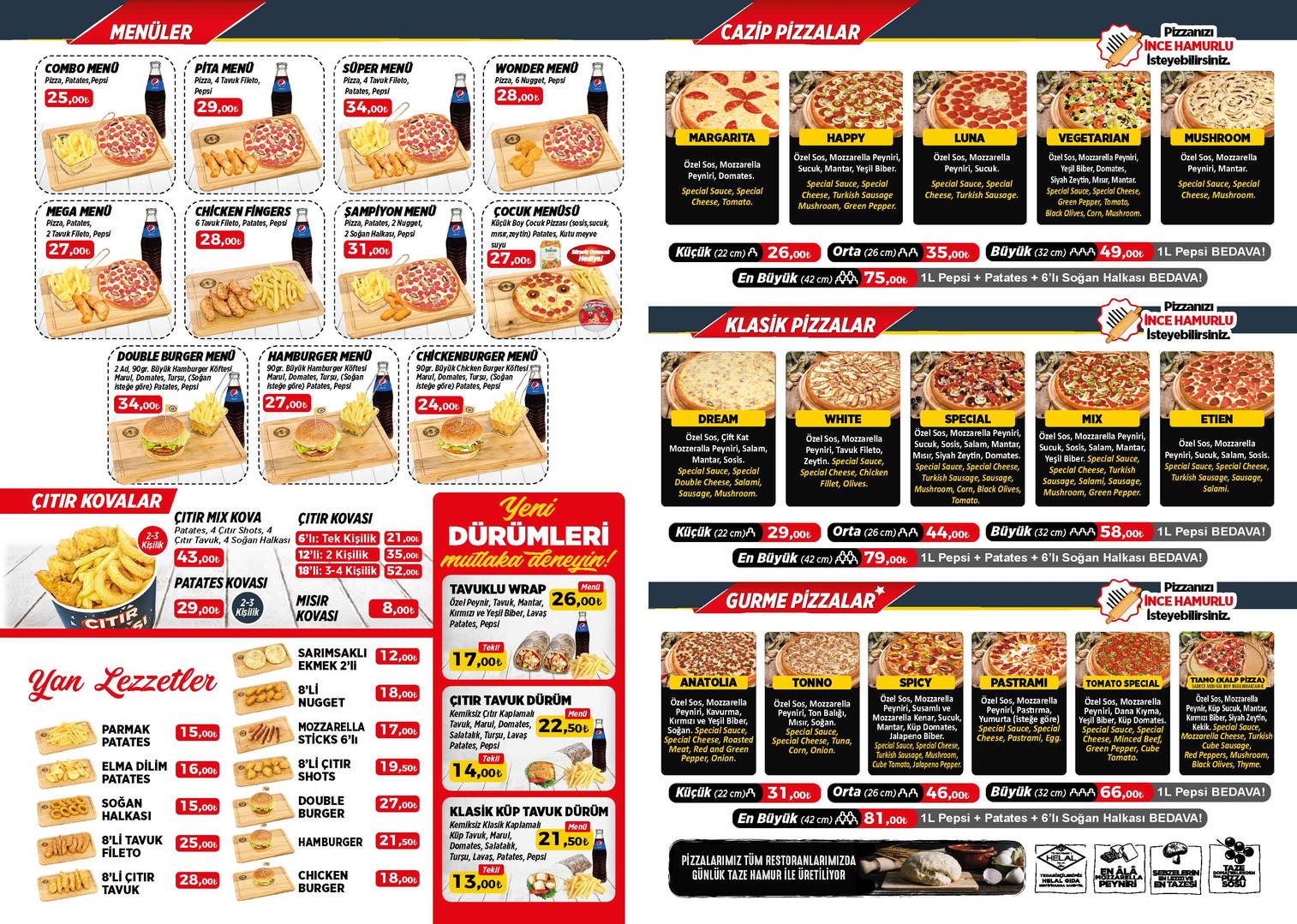 pizza-tomato-burdur-bucak-menu