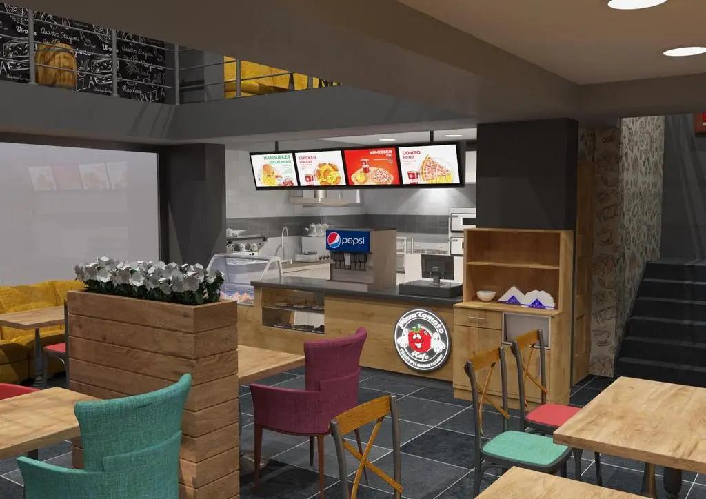 pizza-tomato-cafe-restoran-bayi-konsepti
