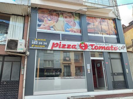 Pizza Tomato Manisa Demirci Şubemiz Yenilendi!