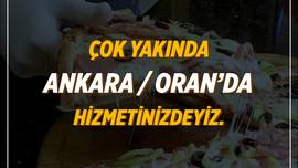 Çok Yakında Ankara Oran'da Hizmetinizdeyiz.