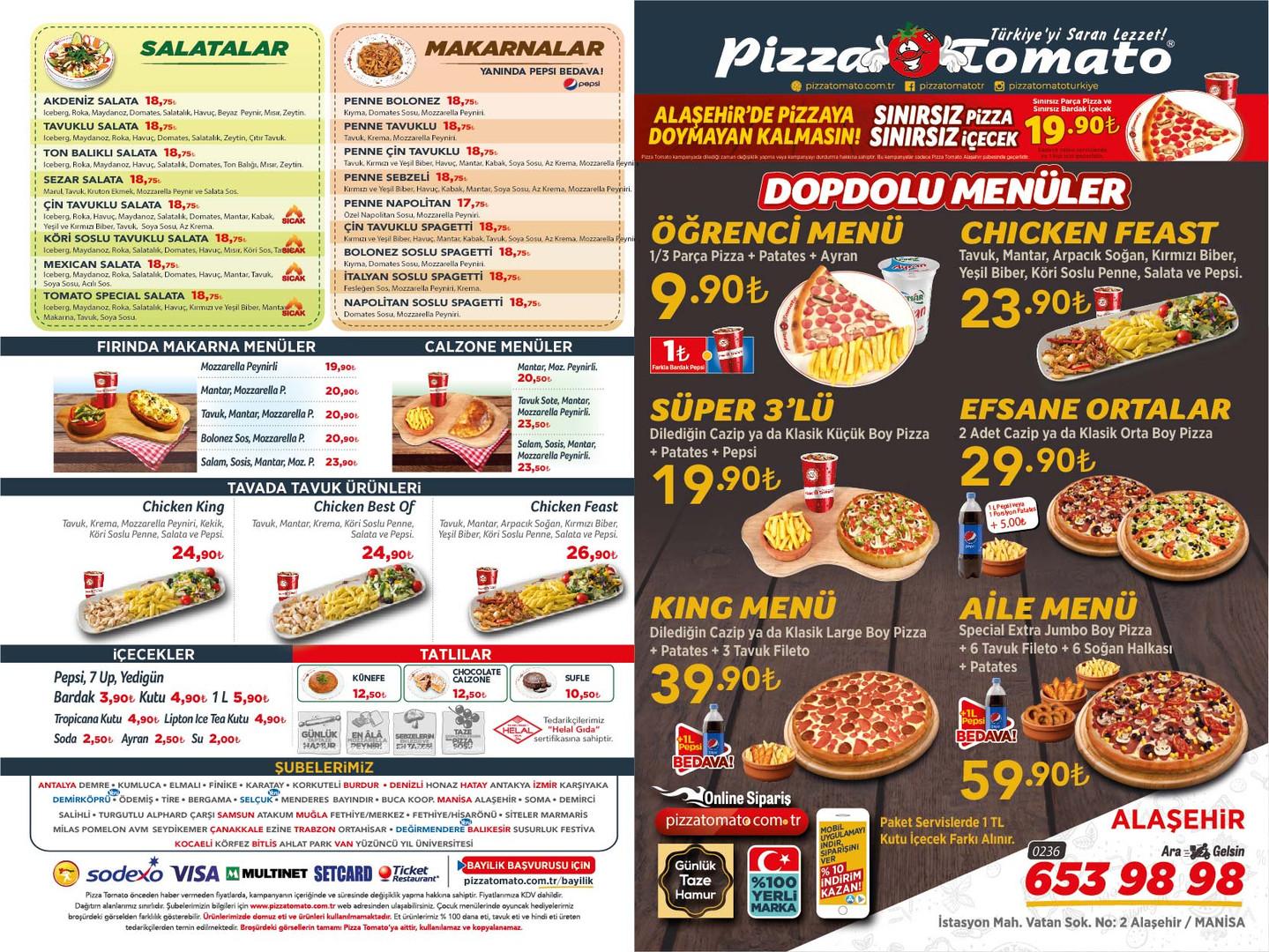 Pizza Tomato alasehir menu on sayfa.jpg